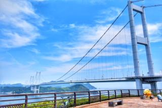Shimanami Kaido - Local sea food and the sublime scenery